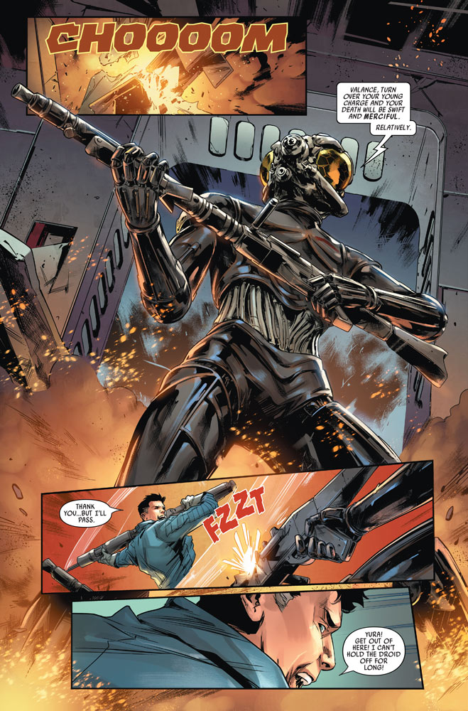 Bounty Hunters #7 preview