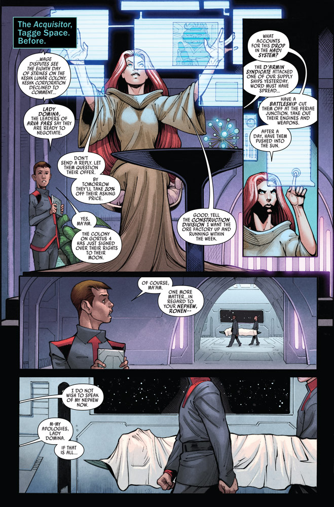 Doctor Aphra#6 page 3