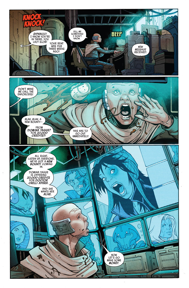 Doctor Aphra#6 page 5
