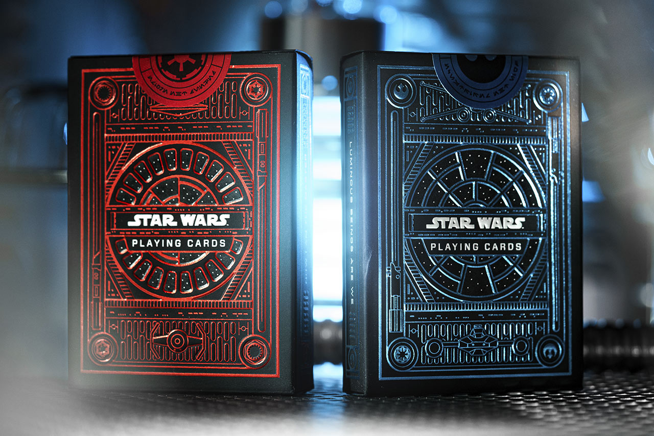 Star Wars Playing Cards from Theory 11