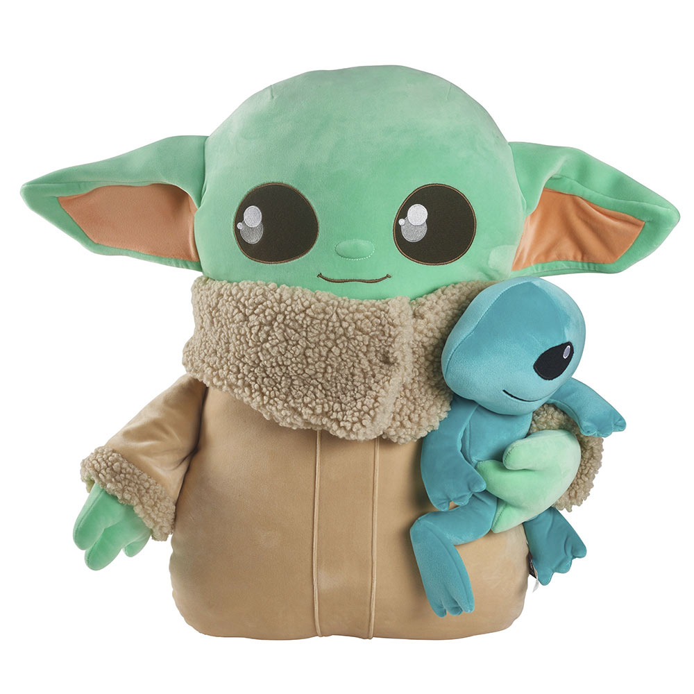 The Child Ginormous Cuddle Plush by Mattel