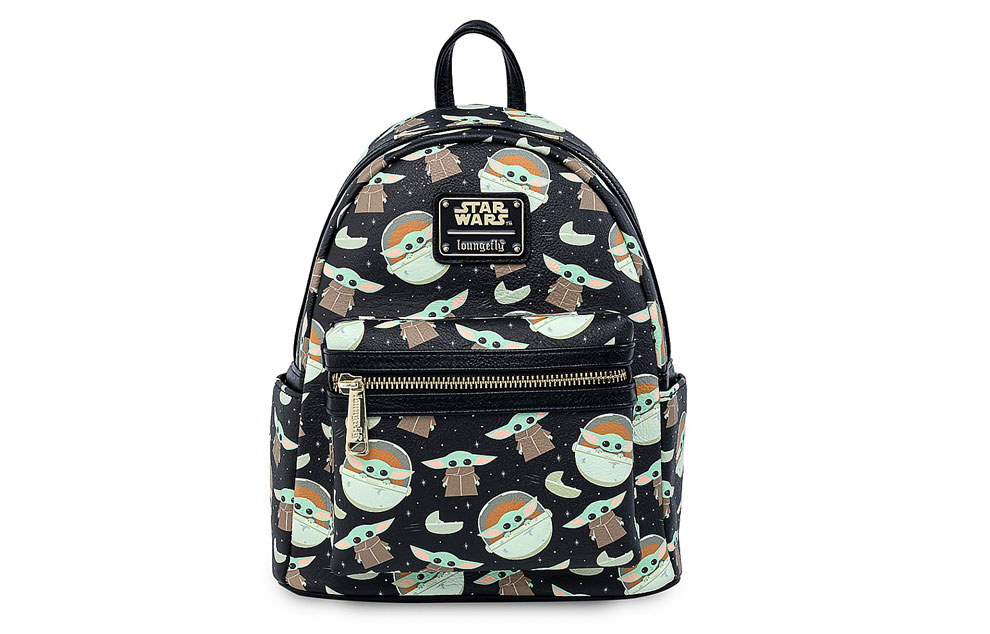 The Child Loungefly Mini Backpack – Star Wars: The Mandalorian