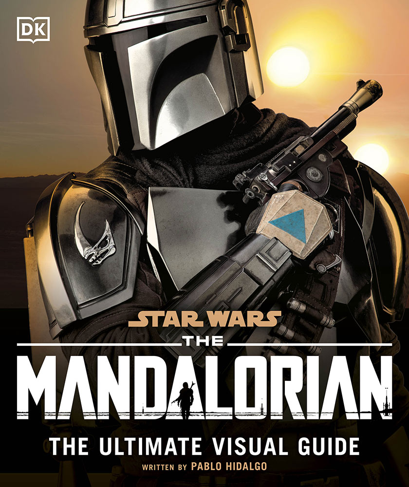 The Mandalorian: The Ultimate Visual Guide cover