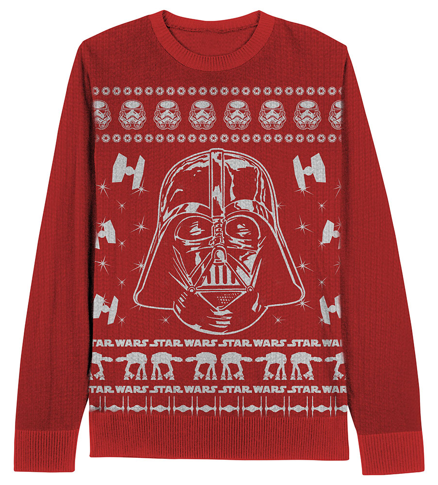 Ugly sweaters by Hybrid