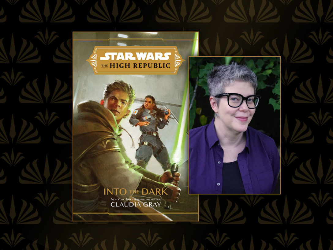 Claudia Gray and Star Wars: The High Republic: Into The Dark