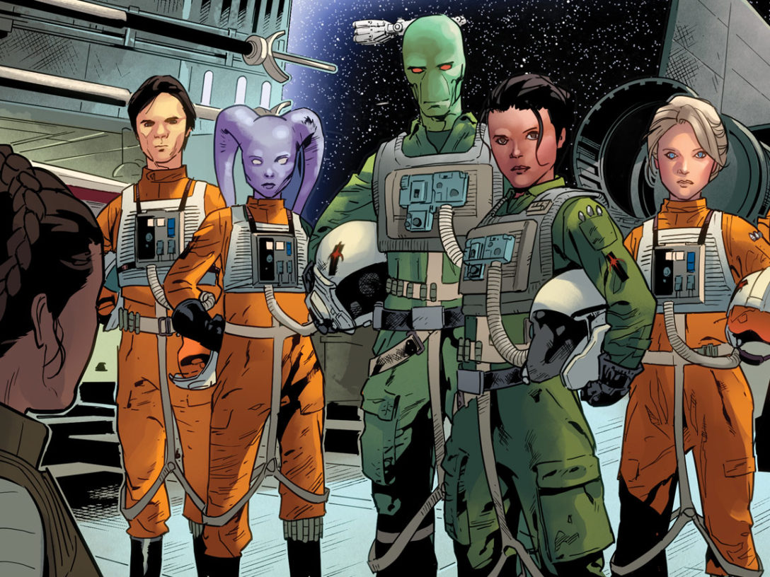 Star Wars #10 preview