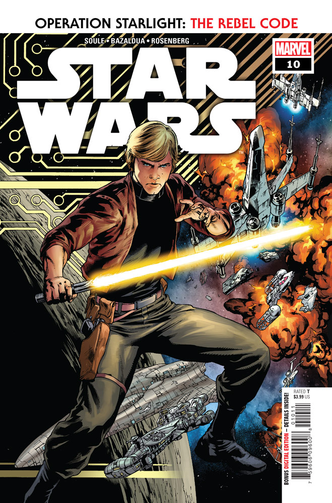 Star Wars #10 cover