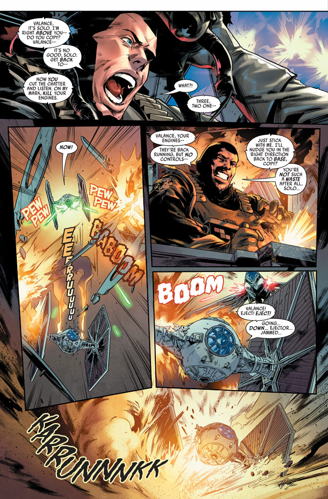 Bounty Hunters #8 preview 3