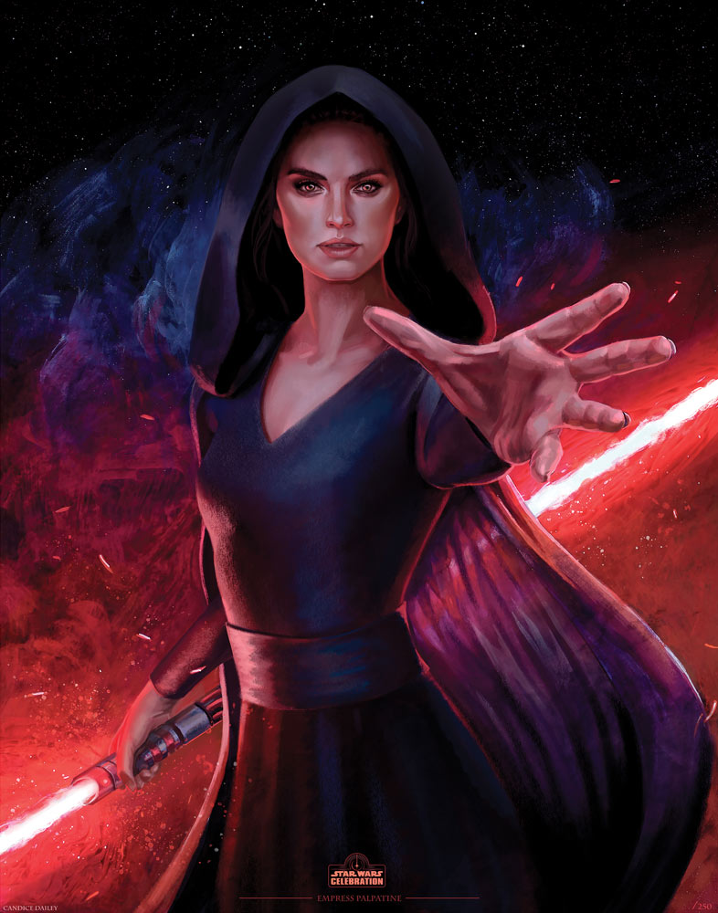 Star Wars Celebration 2020 Art Show: Dark Visions