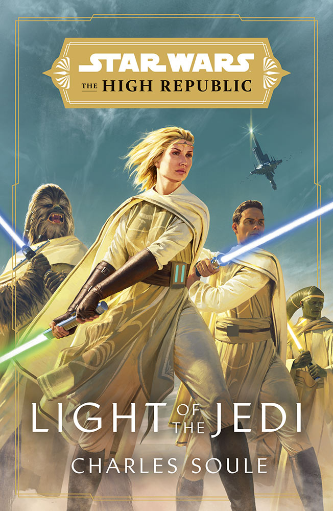 Star Wars: The High Republic: The Light of the Jedi