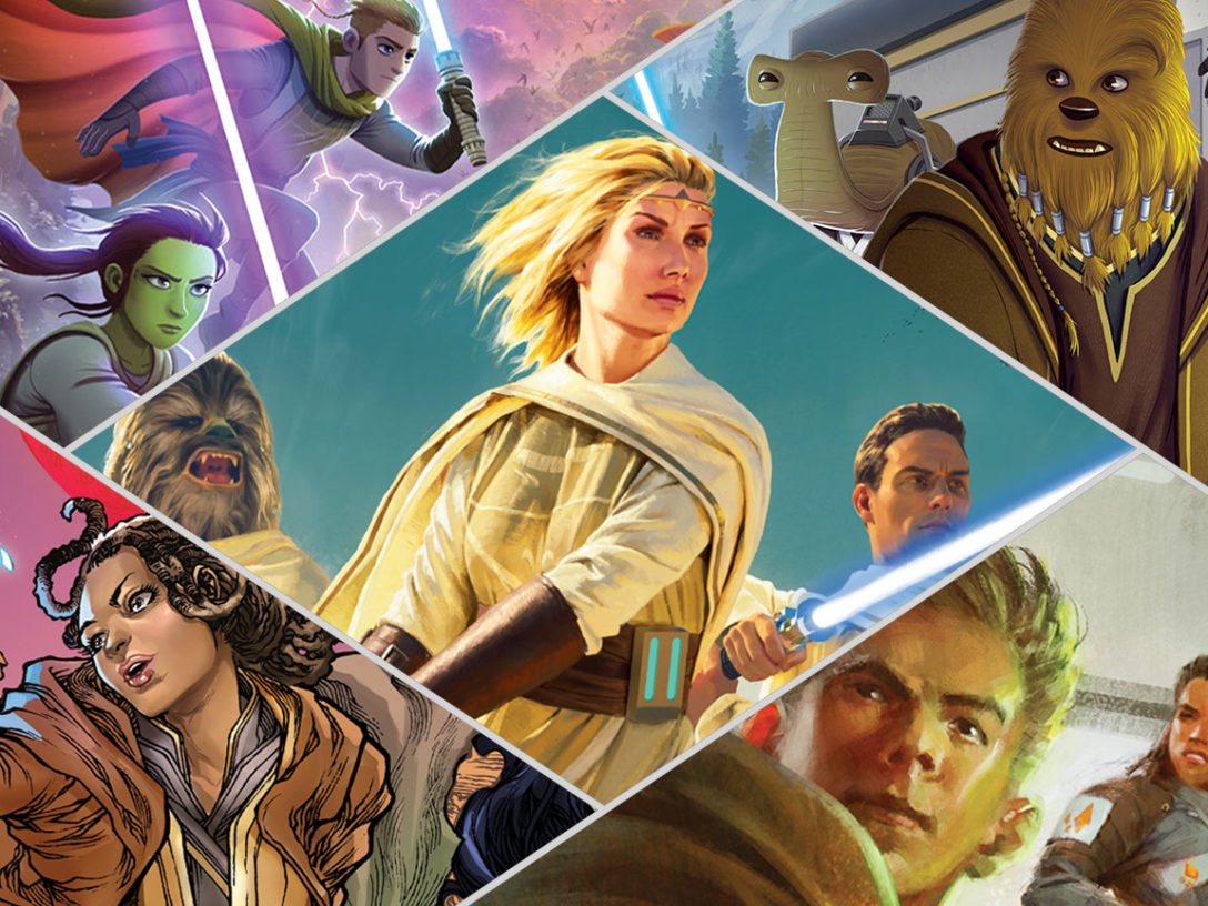 Star Wars: The High Republic books and comics