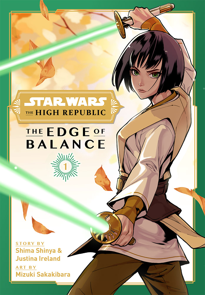 The Edge of Balance cover