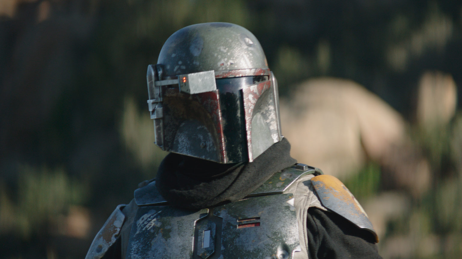 """A scene from The Mandalorian """"Chapter 14: The Tragedy"""""""