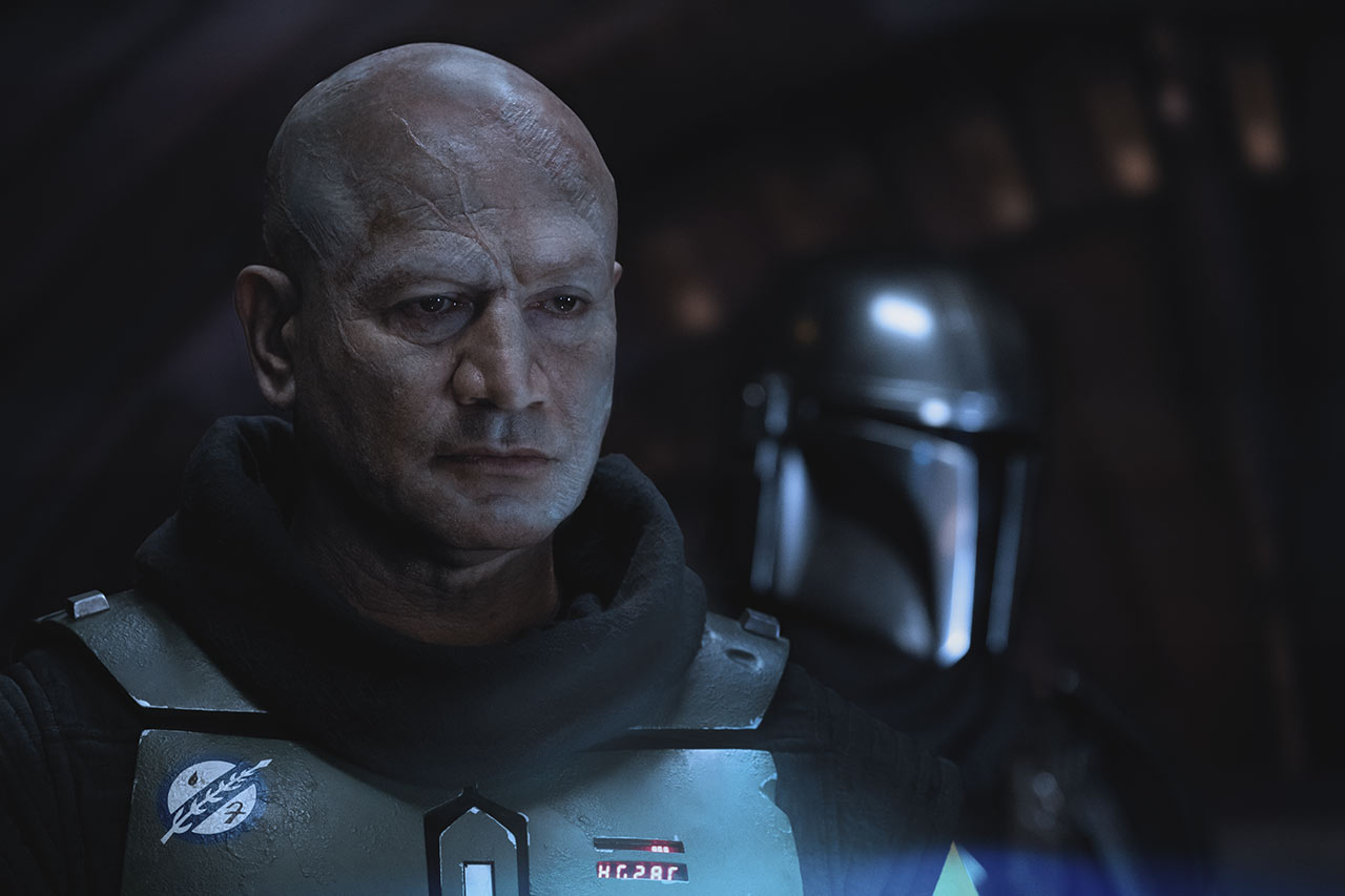 """The Mandalorian Chapter 15: """"Chapter 15: The Believer"""" still"""