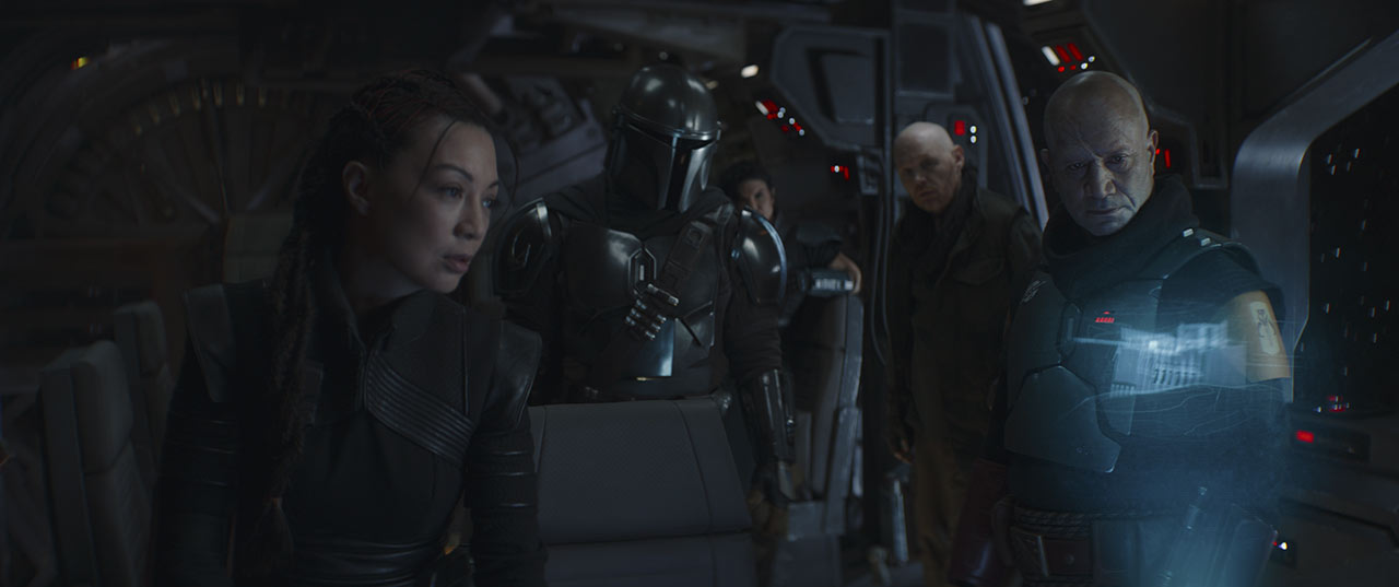 "The Mandalorian Chapter 15: ""Chapter 15: The Believer"" still"