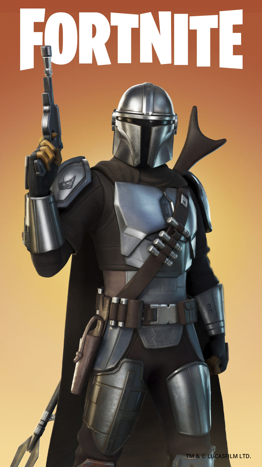 The Mandalorian Joins Fortnite
