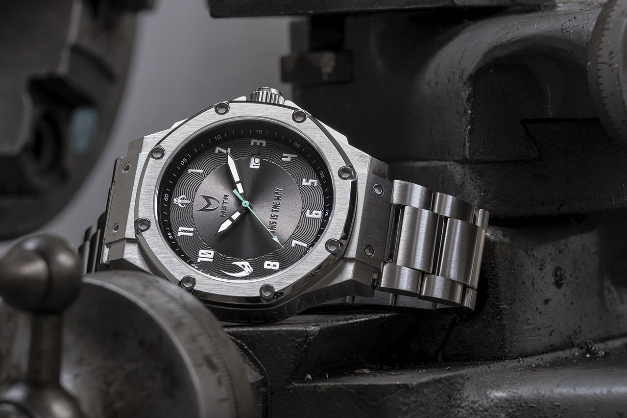 The Mandalorian Watches from Meister