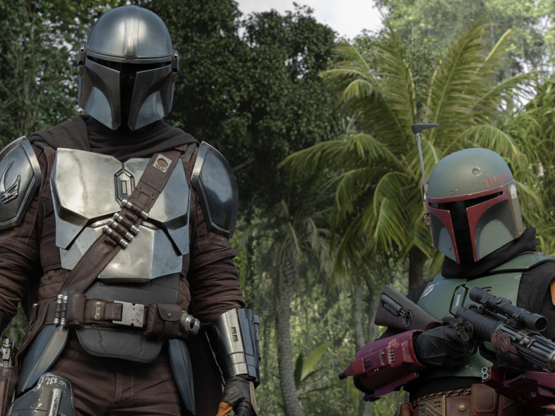 The Mandalorian and Boba Fett