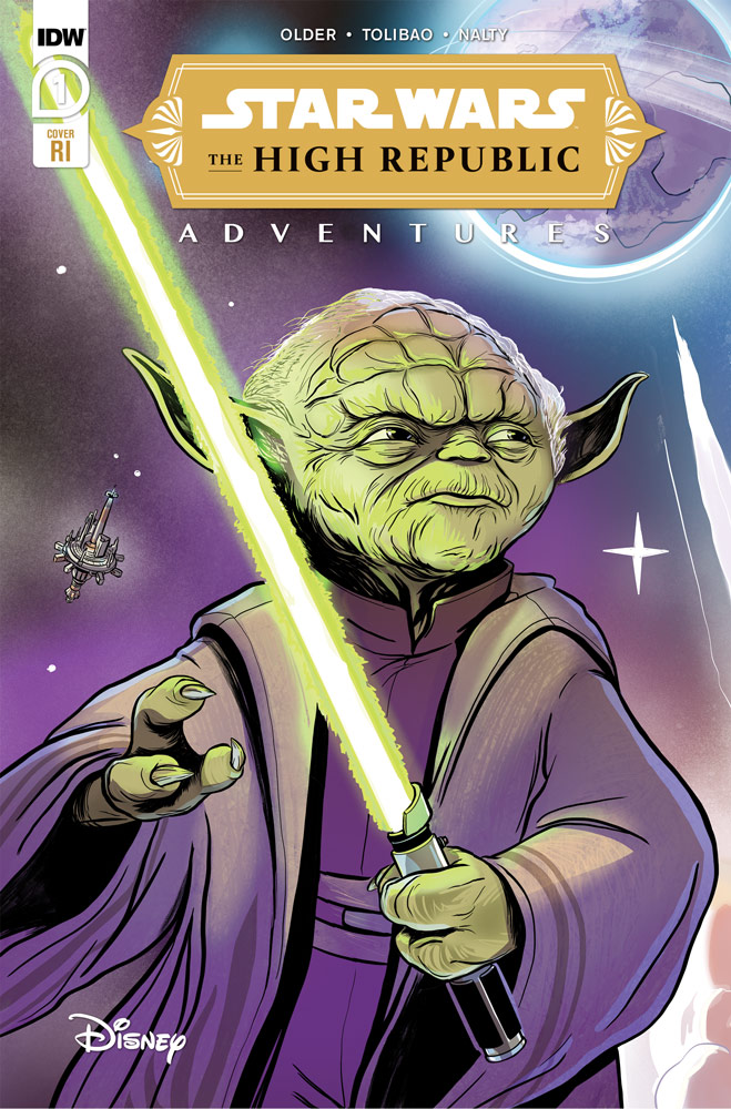 Star Wars: The High Republic Adventures 1 cover