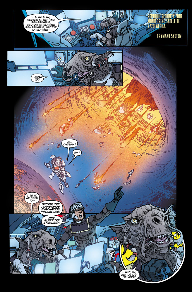 Star Wars: The High Republic Adventures 1 preview 1