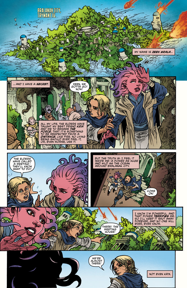 Star Wars: The High Republic Adventures 1 preview 3