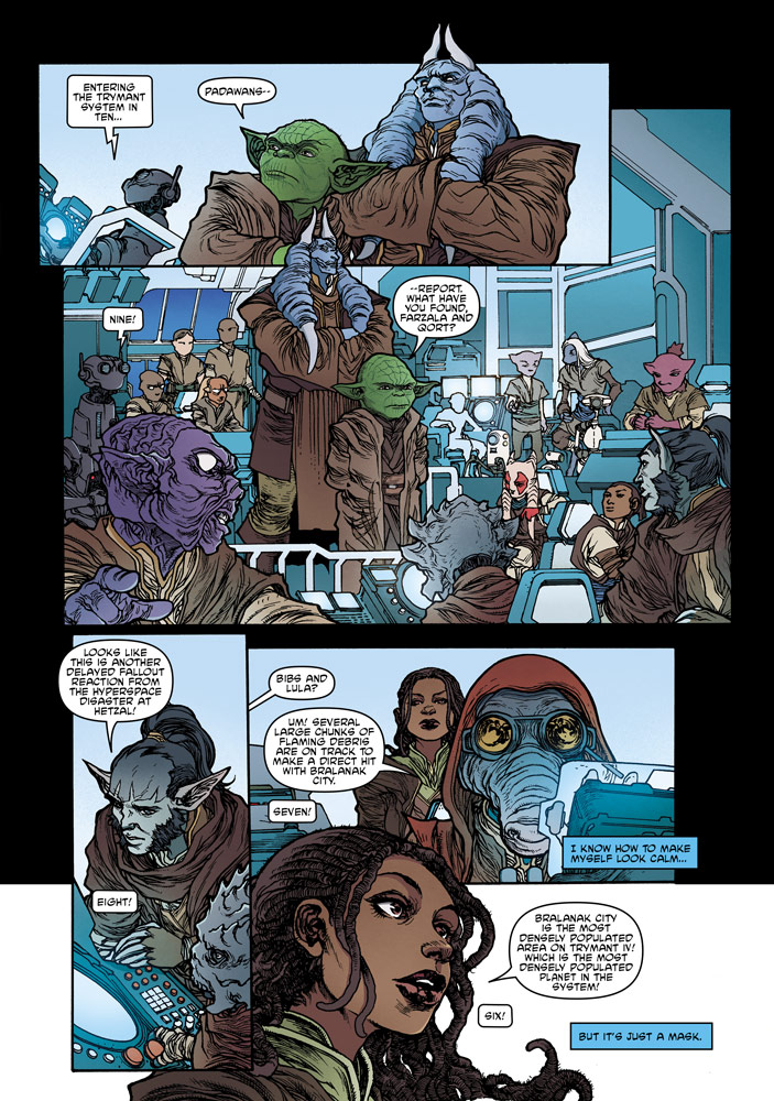 Star Wars: The High Republic Adventures 1 preview 4