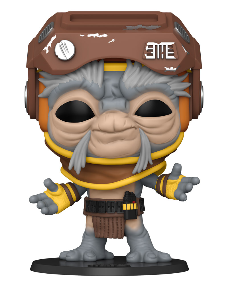 Funko Pop! Star Wars: The Rise of Skywalker - Babu Frik