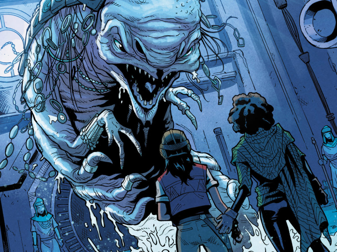 Doctor Aphra #7 preview