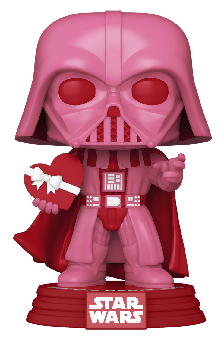 Funko Pop! Star Wars Valentine's Day - Darth Vader