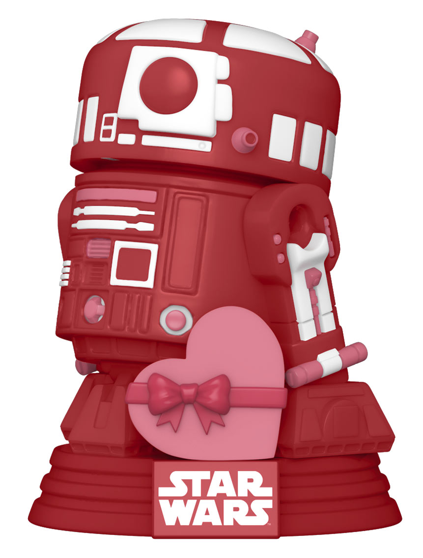 Funko Pop! Star Wars Valentine's Day - R2-D2