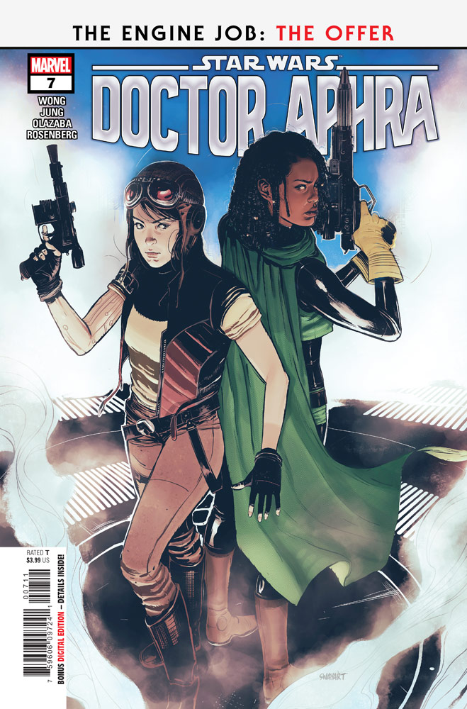 Doctor Aphra #7 preview 1