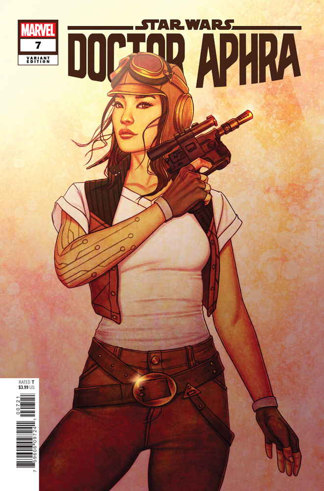 Doctor Aphra #7 preview 2