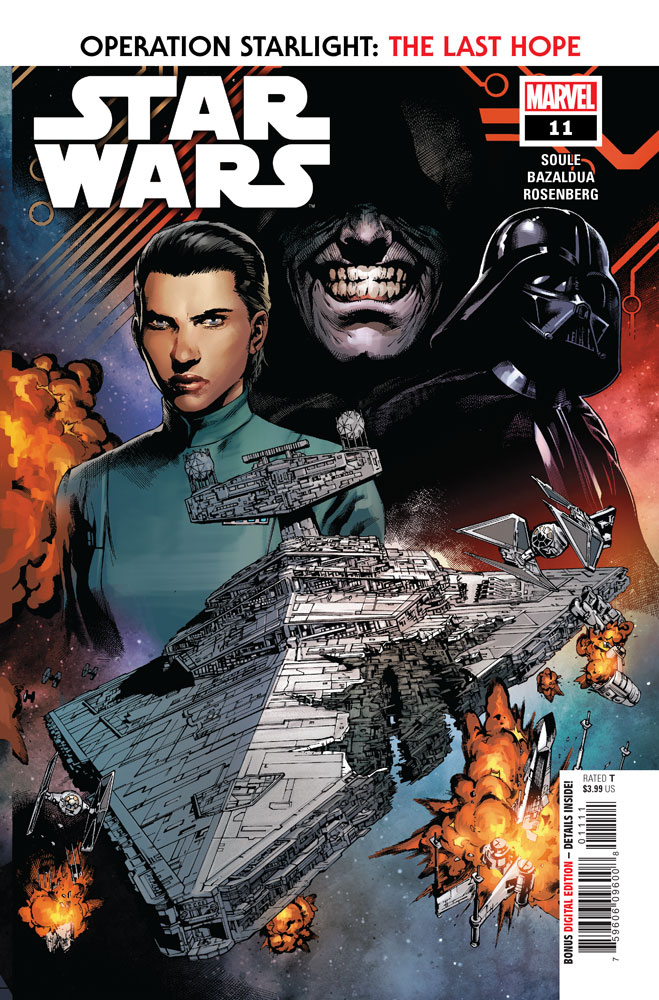 Marvel's Star Wars #11 preview 1