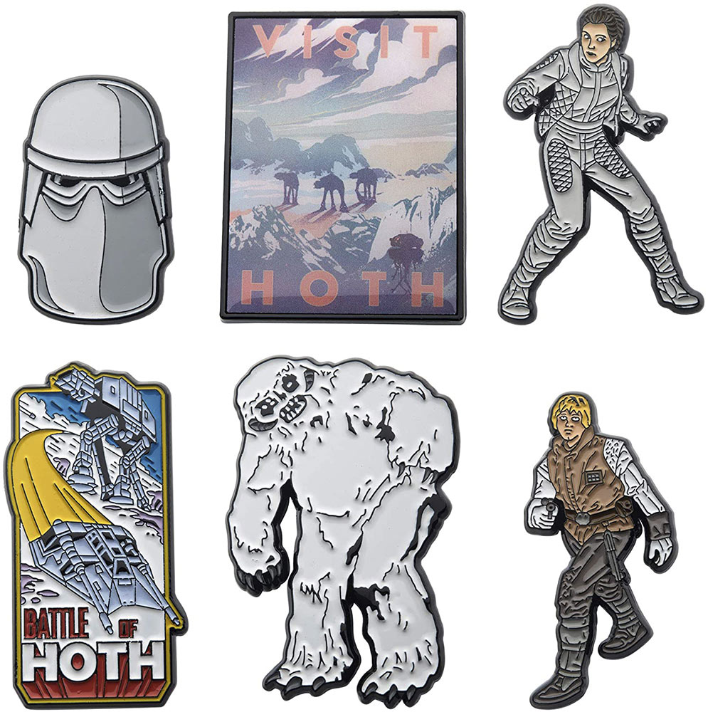 Salesone Hoth pin set