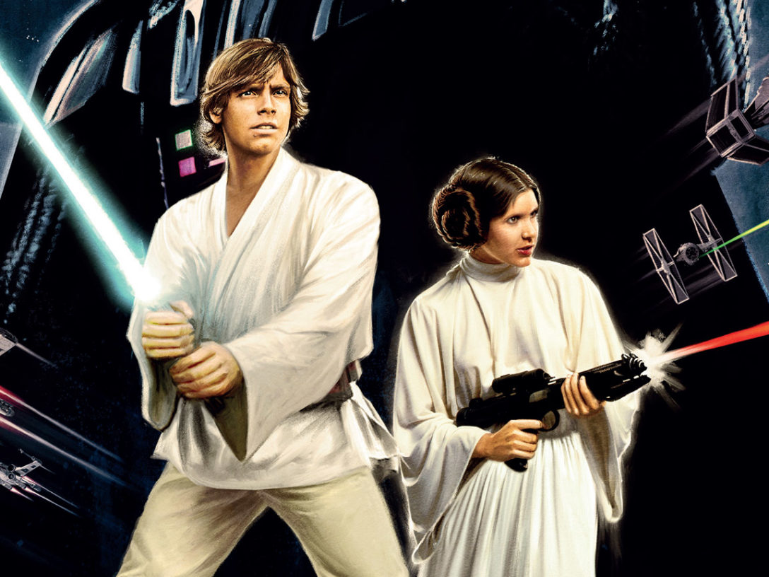 Cover art from Skywalker: A Family at War