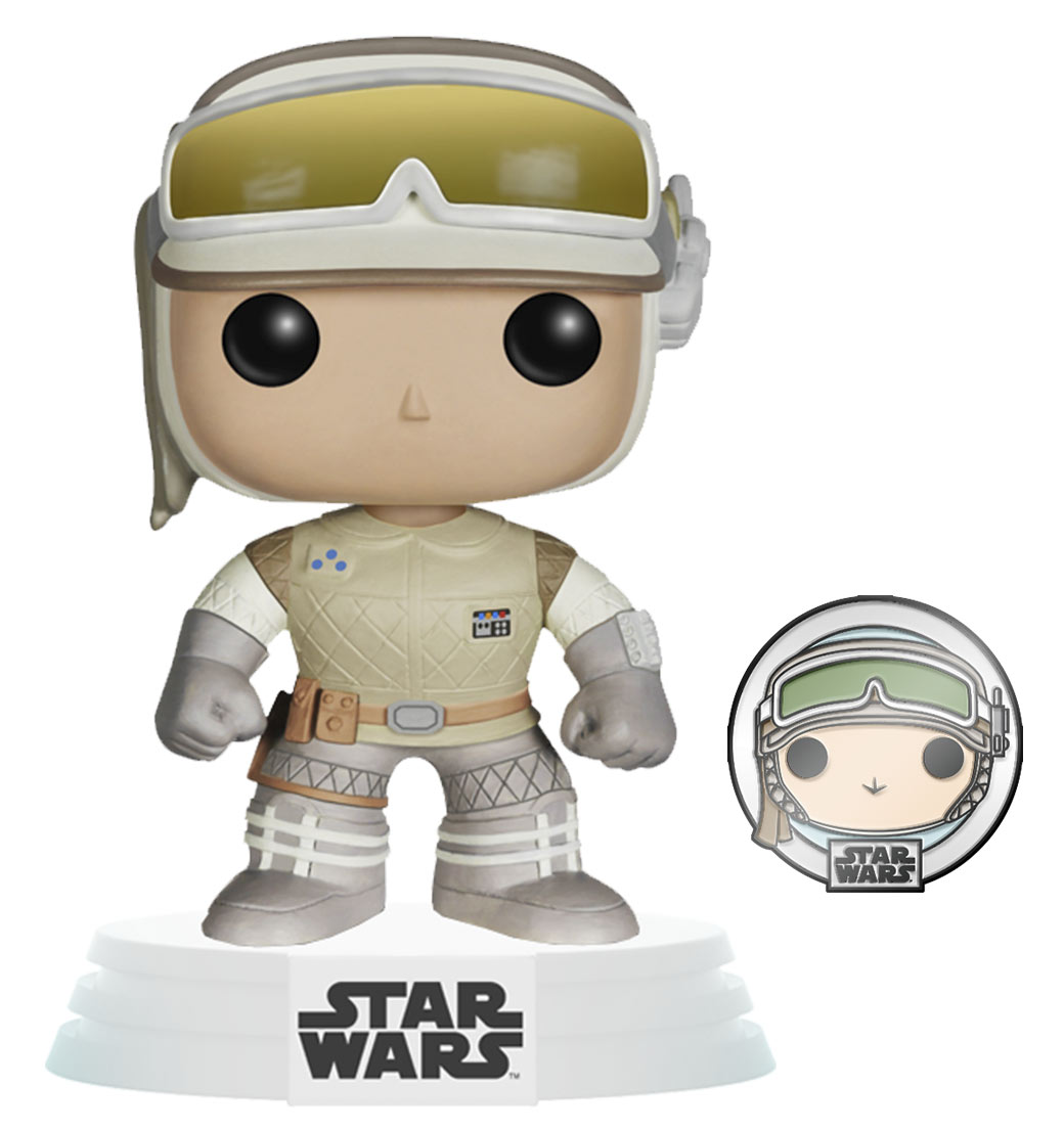 Star Wars Amazon Series Luke Skywalker with Pin