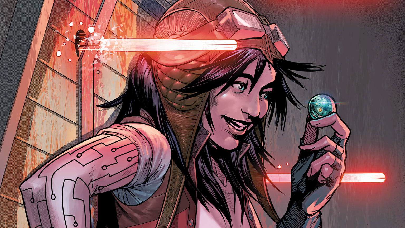 STAR WARS: DOCTOR APHRA #9 cover