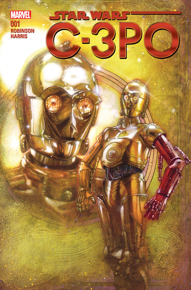 Star Wars Special: C-3PO #1 cover