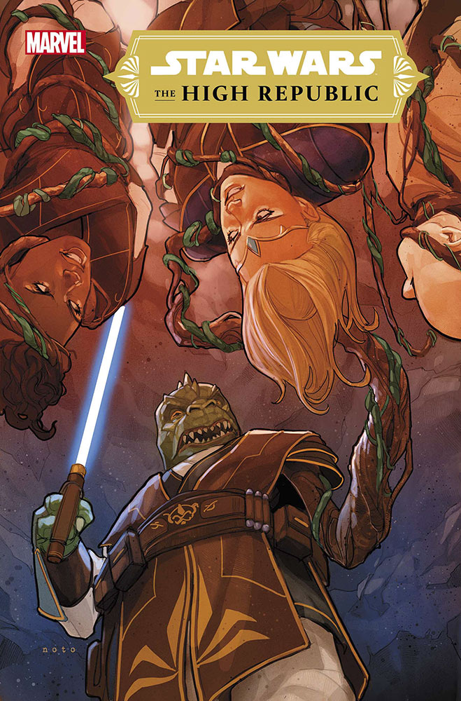 STAR WARS: THE HIGH REPUBLIC #4 cover