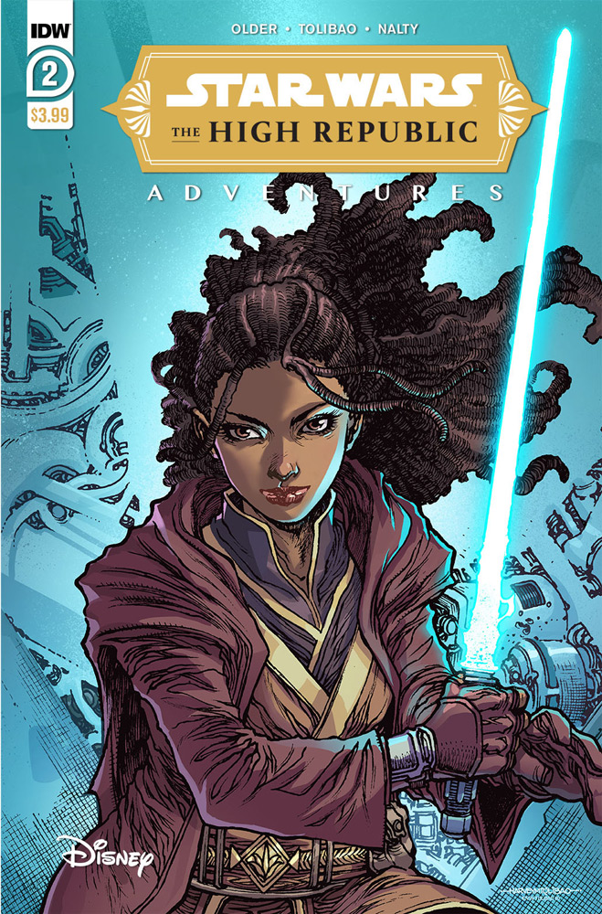 Star Wars: The High Republic Adventures 2 cover