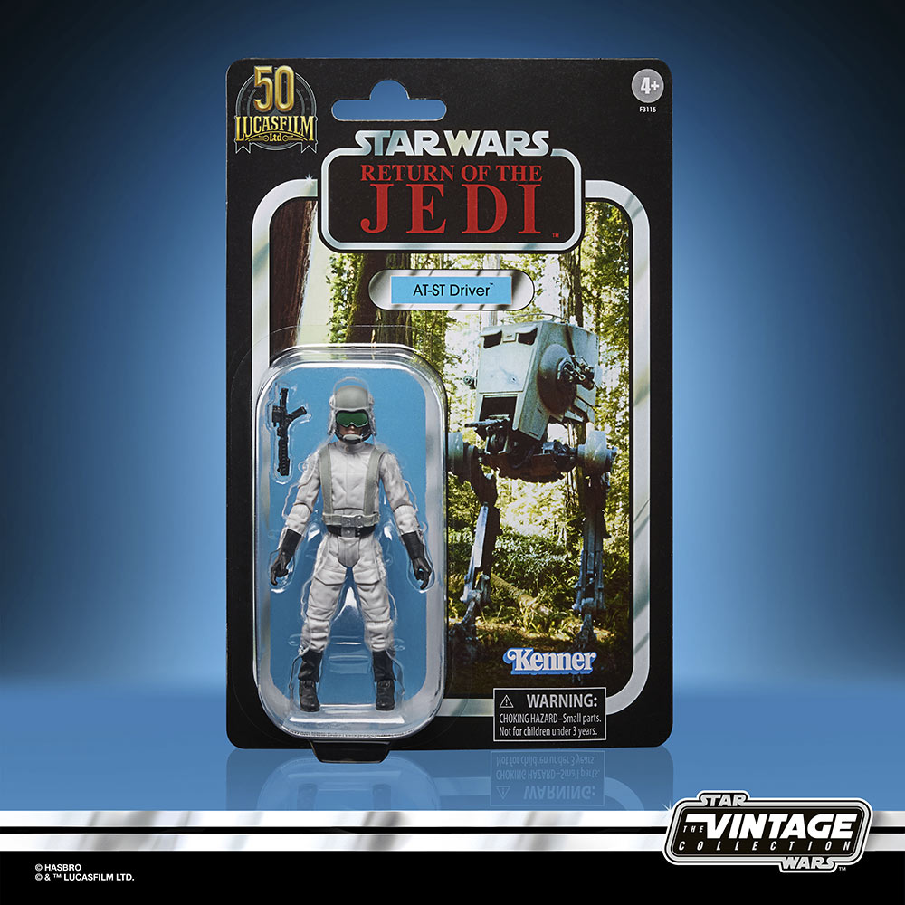 Star Wars The Vintage Collection - AT-ST driver box