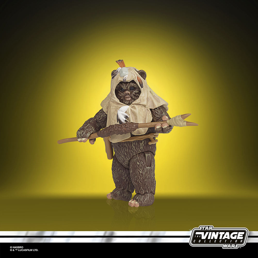 Star Wars The Vintage Collection - Paploo the Ewok