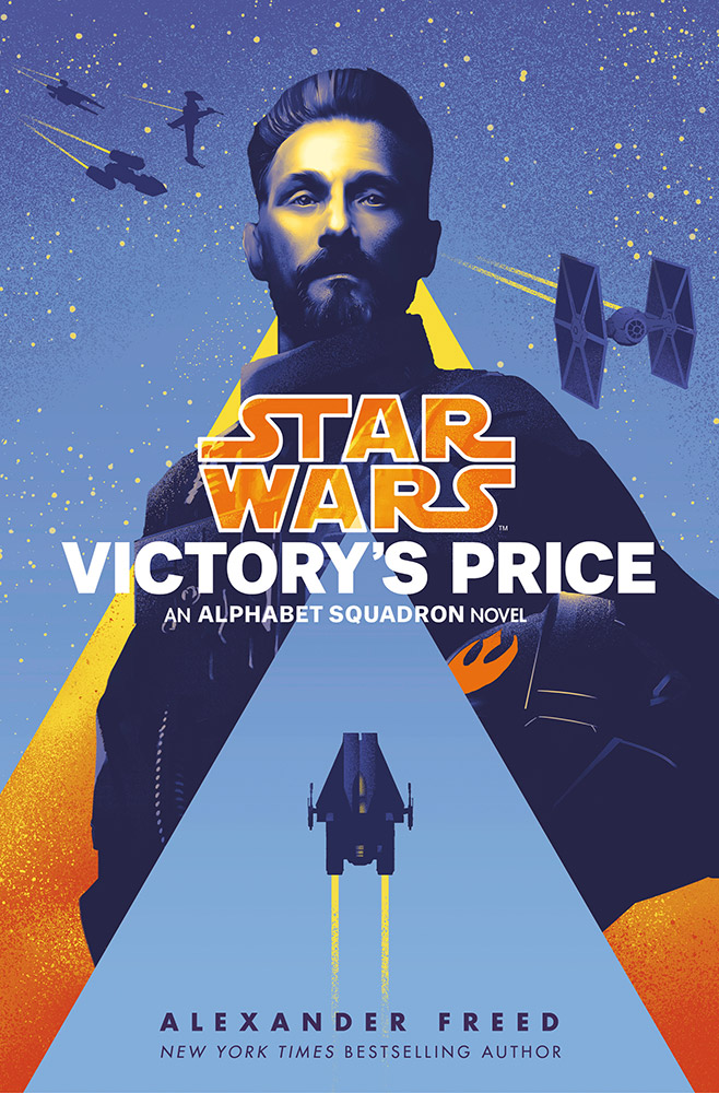 The cover of Victory's Price.
