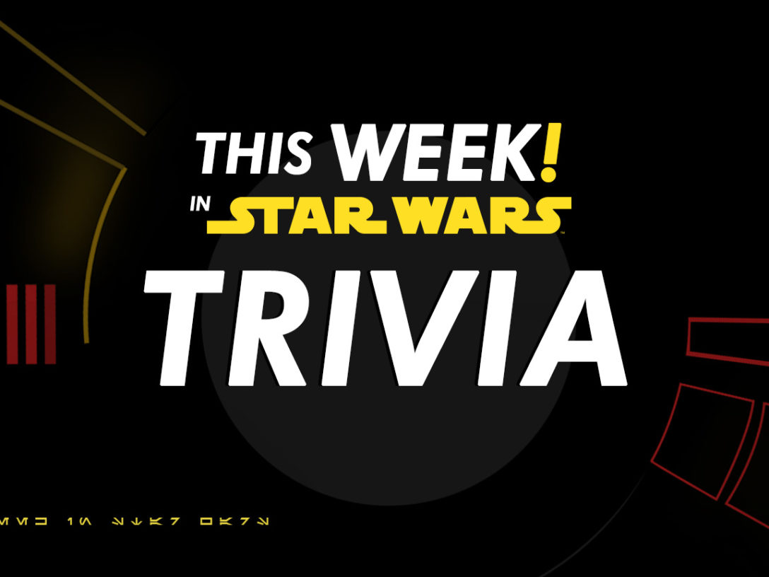 This Week! in Star Wars Trivia logo