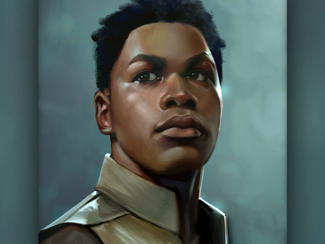 """The Potential of Finn"" by Mel Milton"