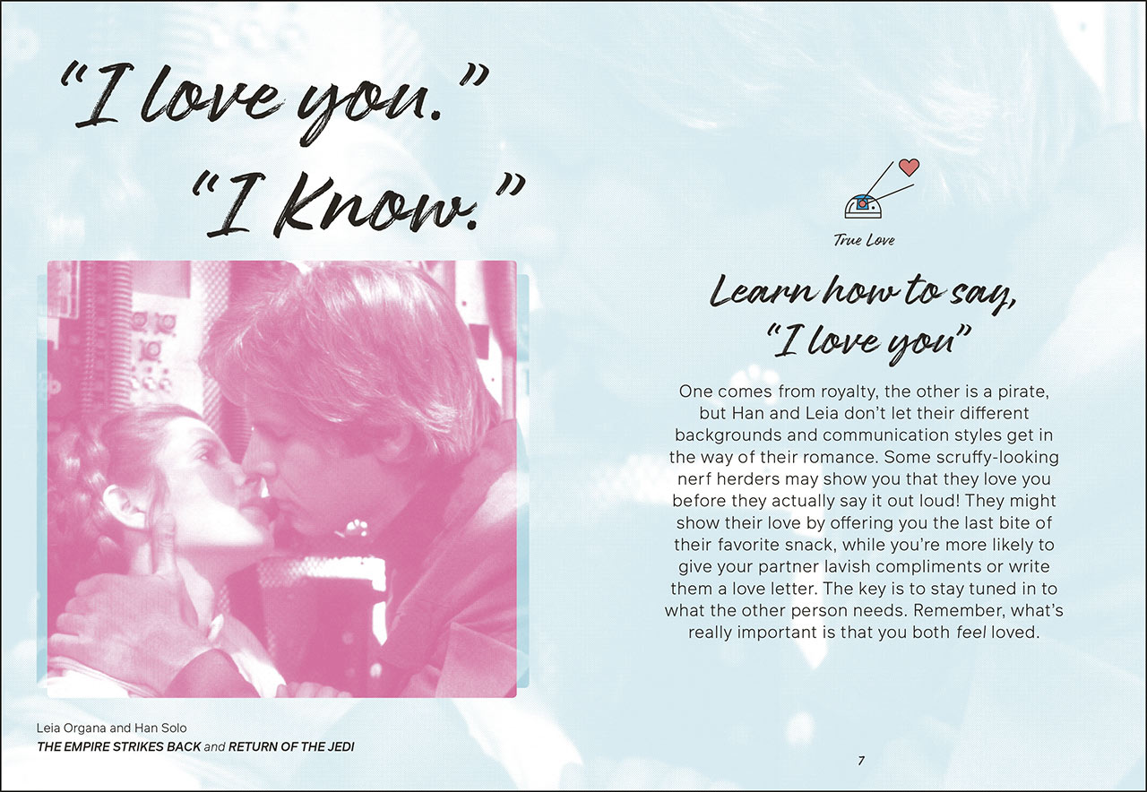 I Love You. I Know. excerpt