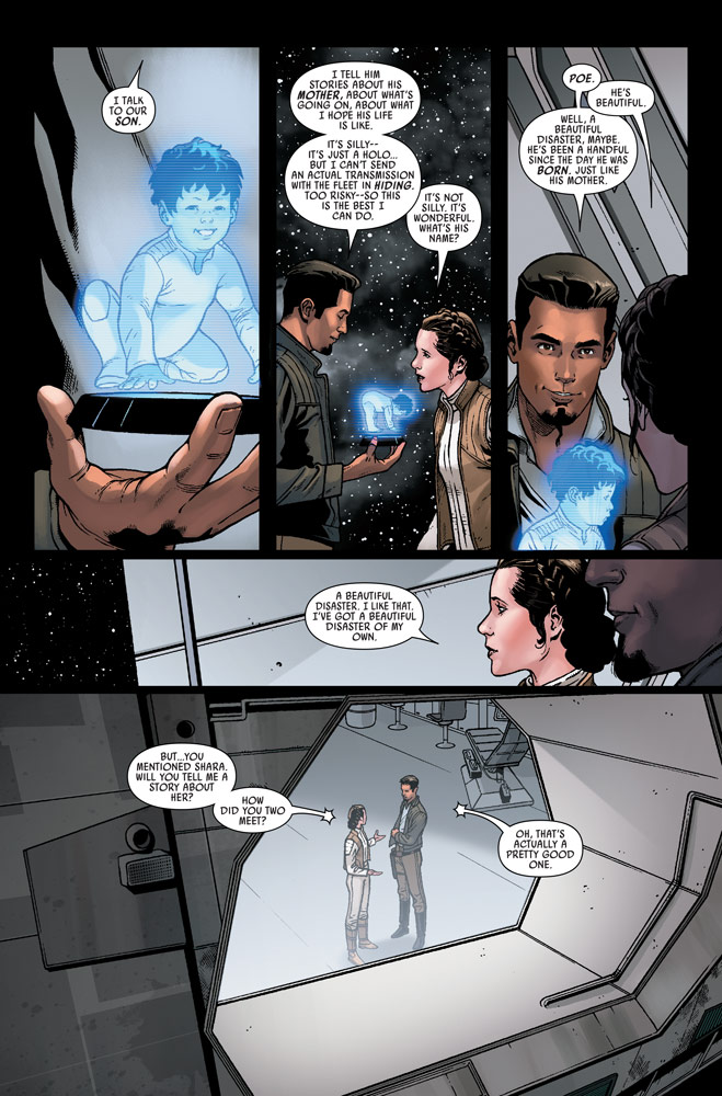 Star Wars #12 preview 4