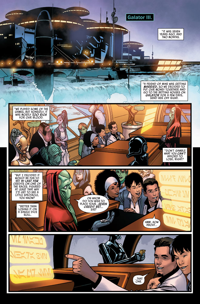 Star Wars #12 preview 5