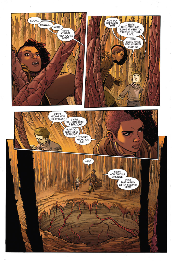 Marvel's The High Republic #3 preview page 4