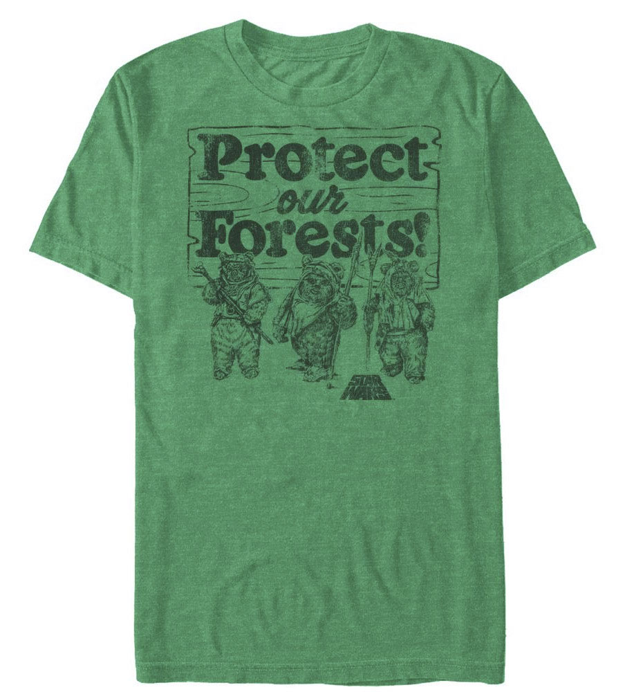 Protect Our Forests T-shirt from Fifth Sun